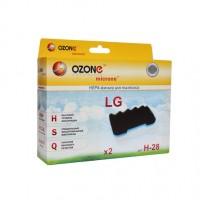 Набор фильтров Ozone H-28 microne