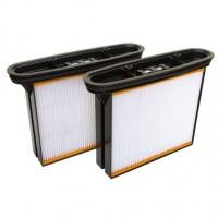 Фильтр складчатый гофрированный EURO Clean EUR BGSM-50 из полиэстера (синтетика)