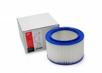 Фильтр складчатый плоский ZS 022 из полиэстера (синтетика) для пылесосов MAKITA 445 x