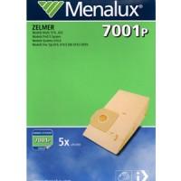 Бумажные пылесборники Menalux 7001P для пылесосов ZELMER Wodnik