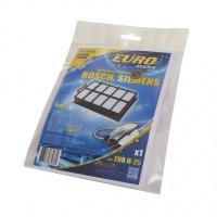Фильтр HEPA EURO Clean EUR H-25 для пылесосов BOSCH BGS6... тип BBZ155HF