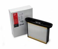 Фильтр складчатый плоский ZS 025 из полиэстера (синтетика) для пылесосов BOSCH GAS 25, GAS 50
