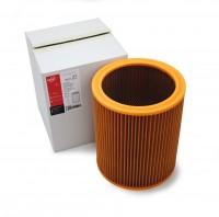 Фильтр цилиндрический ZS 027 из целлюлозы повышенной фильтрации (бумага) для пылесосов MAKITA 449