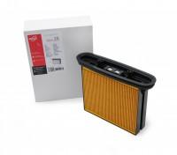 Фильтр складчатый плоский ZS 025 из целлюлозы повышенной фильтрации (бумага) для пылесосов BOSCH GAS 25, GAS 50
