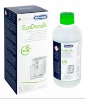 Средство для чистки кофемашин от накипи (декальценация) DeLonghi 5513296051 DLSC500 ECODECALC, не оставляет посторонних запахов на стенках устройств
