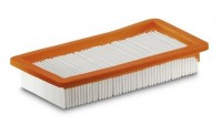 Фильтр плоский складчатый Karcher 6.414-631 для аквафильтра пылесосов DS5500, DS5600, DS5.800, DS6.000