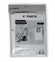 Фильтр-мешки синтетические K/Parts 9.732-352 для пылесосов KARCHER T10/1
