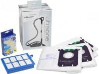Набор для пылесоса Electrolux USK1 включающий 4 мешка E210 S-Bag Ultra Long Performance, 1 фильтр EFH13W, 1 моторный фильтр, 1 ароматизатор