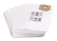 Фильтр-мешки синтетические K/Parts 9.732-354 для пылесосов KARCHER серии CV30/1, CV38/2, CV48/2 (5шт) тип 6.904-305