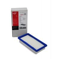 Фильтр плоский складчатый ZS 024 из полиэстера (синтетика) для пылесосов KARCHER DS 5500, DS 5600, DS 5800, DS 6000 тип 6.414-631