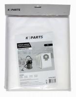 Фильтр-мешки синтетические K/Parts 9.732-356 для пылесосов KARCHER серии NT 75/2, NT 70/3, NT 48/1 тип 6.904-285