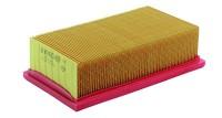 Фильтр складчатый целлюлозный для пылесоса Karcher 6.904-156 (бумага)