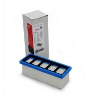 Фильтр плоский складчатый ZS 016 из полиэстера (синтетика) для пылесосов KARCHER серии A, K, SE 5.100, SE 6.100 тип 6.414-498