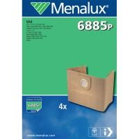 Мешки пылесборные бумажные Menalux 6885P для Vax