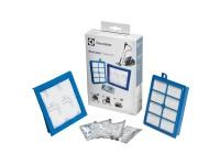 Набор фильтров Electrolux USK10 включающий HEPA фильтр EFH13W, моторный фильтр EF137 и освежитель воздуха для пылесоса