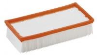 Фильтр складчатый плоский для пылесоса Karcher 6.904-283 (бумага)