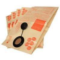 Бумажные пылесборники Ozone P-319/5 для пылесосов MAKITA, тип 83132BEK