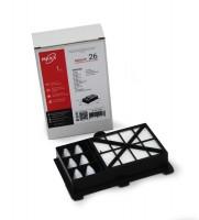 Фильтр HEPA ZS 26 из полиэстера (синтетика) для пылесосов KARCHER серии DS 5500, DS 5600 тип 6.414-963