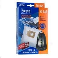 Синтетические пылесборники Vesta Filter EO 04S для пылесосов BORK, EIO
