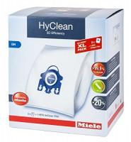 Набор для пылесоса Miele GN Allergy XL HyClean 3D 8 мешков и HEPA фильтр максимальной фильтрации