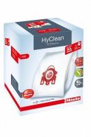 Набор для пылесоса Miele FJM Allergy XL HyClean 3D 8 мешков и HEPA фильтр максимальной фильтрации