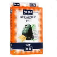Бумажные пылесборники Vesta Filter EO 04 для пылесосов EIO, BORK