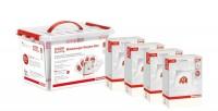 Мешки-пылесборники Miele FJM годовой запас 5 упаковок F/J/M HyClean 3D Efficiency (без пластикового бокса)