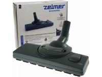 Насадка универсальная пол-ковер Zelmer 549.0000 ZVCA54KG с ворсом с двух сторон, колесами и сепаратором для крупных частиц, цвет серый
