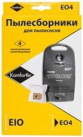 Синтетические пылесборники Komforter EO4 для пылесосов BORK, EIO