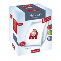 Мешки пылесборники Miele FJM HyClean 3D XL синтетические AirClean 8 шт
