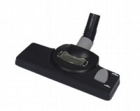 Насадка универсальная пол-ковер Zelmer 549.0000 ZVCA54KB с ворсом с двух сторон, колесами и сепаратором для крупных частиц, цвет черный