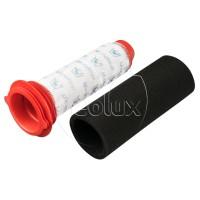 Фильтр Neolux FBS-11 для аккумуляторного пылесоса BOSCH Athlet