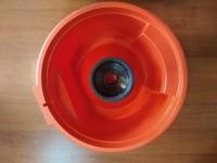 Ведро Vax BUCKET2 для чистой воды. Цвет оранжевый.