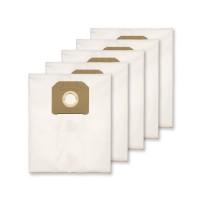 Синтетические мешки-пылесборники Ecomaxx ECO-113 для моделей BOSCH GAS 15 ,  KARCHER A 2801 A 2731 A2701 тип 6.904-263 (5 шт)