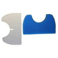 Комплект фильтров Vesta Filter FSM 43 для пылесосов SAMSUNG тип DJ97-00846A