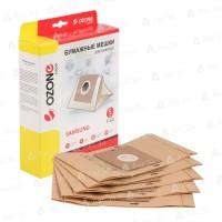 Бумажные мешки Ozone P-04 для пылесосов SAMSUNG тип VP-95