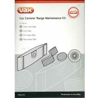 Набор фильтров и мешков-пылесборников Vax 1-1-125401-00 для Rapide