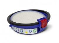 Фильтр HEPA Dyson 916188-05 с антибактериальной пропиткой для пылесосов DC25