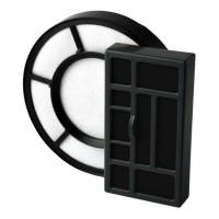 Комплект фильтров для пылесосов Electrolux F136 гигиенический + моющийся внутренний + моющийся внешний