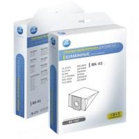 Бумажные пылесборники Neolux BK-02 тип BS1207