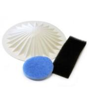 Комплект фильтров Vesta Filter FVX 01 для пылесосов VAX тип 1-9-125407-00