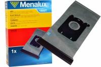 Многоразовый синтетический мешок Menalux 1800T для пылесосов Electrolux Тип S-bag + 1 фирменный бумажный мешок