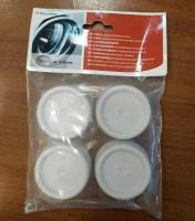 Подставки под ножки Electrolux EPAD1 антивибрационные, в мягкой упаковке