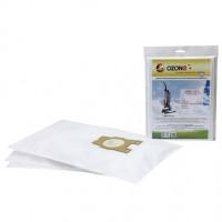 Синтетические мешки-пылесборники Ozone VP-161 для всех пылесосов KIRBY начиная с 2009 года изготовления (3шт)
