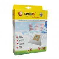 Синтетические мешки-пылесборники Ozone M-24 microne для пылесосов