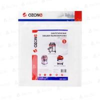 Синтетические мешки-пылесборники Ozone MXT-204/5