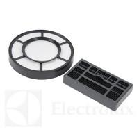Комплект фильтров Electrolux EF136 гигиенический + моющийся внутренний + моющийся внешний