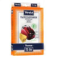 Бумажные пылесборники Vesta Filter TS 06 для пылесосов Thomas Twin