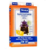 Бумажные пылесборники Vesta Filter RW 08
