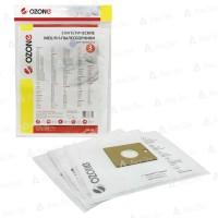 Синтетические мешки-пылесборники Ozone SE-04 для пылесосов SAMSUNG тип VP-95